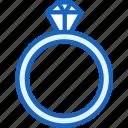gift, holidays, luxury, ring icon