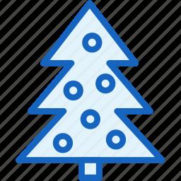 christmas, holidays, tree icon