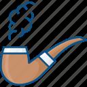 hipster icon, pipe, smoke pipe, smoking pipe, tobacco pipe, tobacco smoking icon