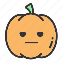 emoji, face, fruit, holloween, pumpkin, pumpkins icon