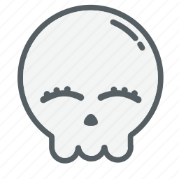 bones, dead, emoji, face, holloween, skull, skulls icon