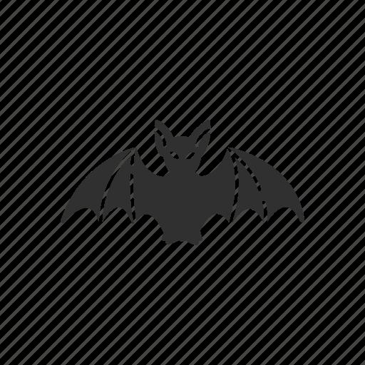 bats, flying bat, halloween, spooky icon