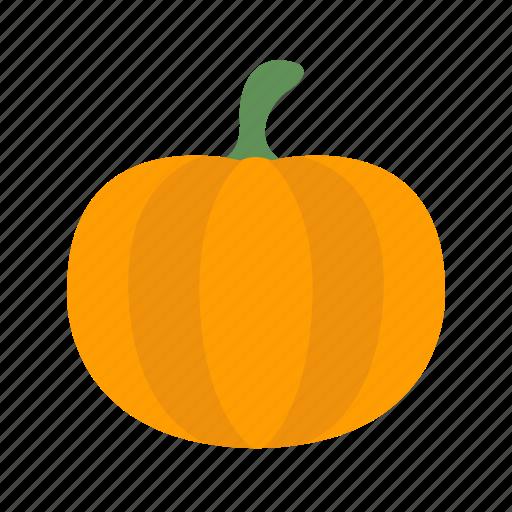 halloween, jack o' lantern, pumpkin, vegetable icon