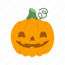 carved pumpkin, halloween, jack o' lantern, pumpkin icon