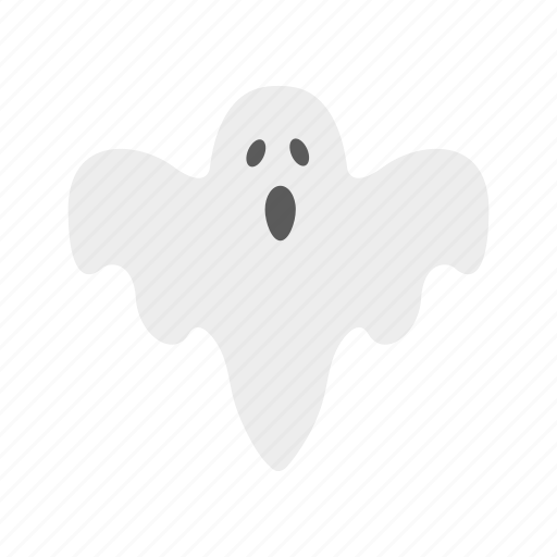 flying ghost, ghost, halloween, spirit icon