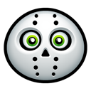 halloween, jason icon