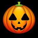 halloween, jack o lantern, squash icon