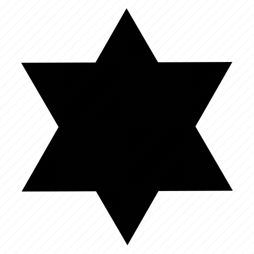 ghetto, holocaust, jew, juden, world war 2, yellow badge icon