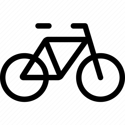 bicycle, bike, cycle, cyclist, wheels icon