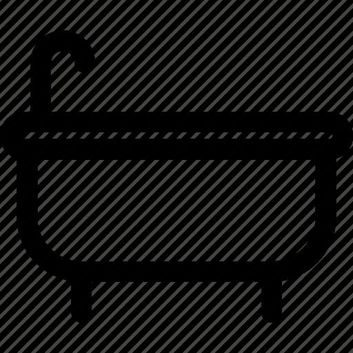 Bathtub, furniture, home icon - Download on Iconfinder