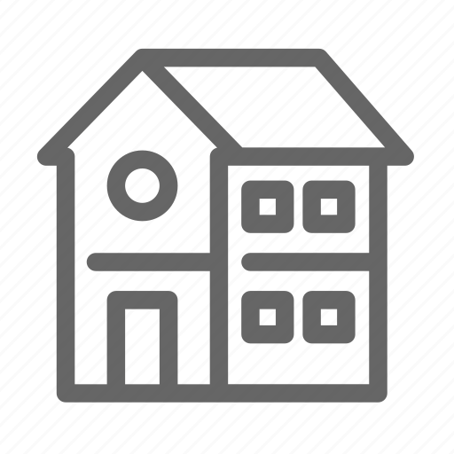 apartment, building, city, home icon