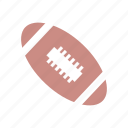 american football, ball, football, nfl, rugby, sports icon