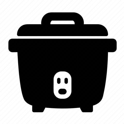Appliance, cook, cooker, electrical, kitchen, rice icon - Download on Iconfinder