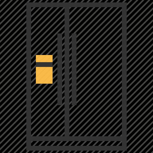 appliance, device, electronics, hardware, refrigerator icon