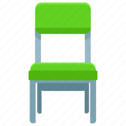 appliance, chair, furnishing, furniture, home, interior icon