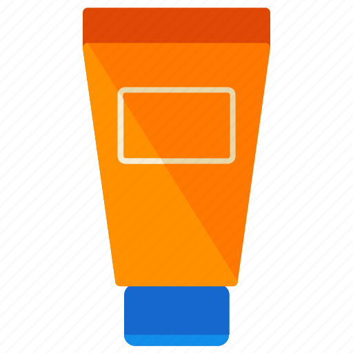 appliance, cream, home, lotion, sunscreen icon