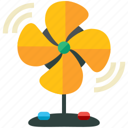 appliance, cooler, cooling, fan, home, ventilator icon