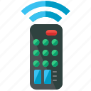 appliance, control, controller, home, remote, television icon