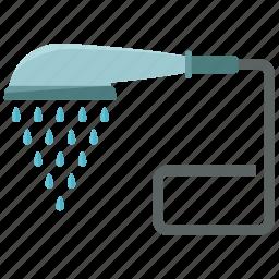 appliance, bath, bathroom, head, home, hygiene, shower icon