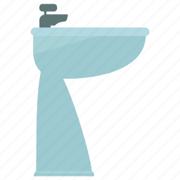 appliance, basin, bathroom, home, sink, wash icon