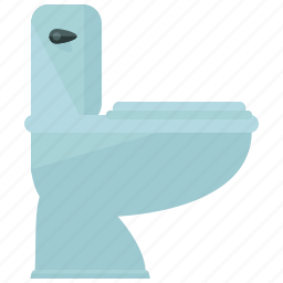 appliance, bathroom, home, restroom, toilet, wc icon