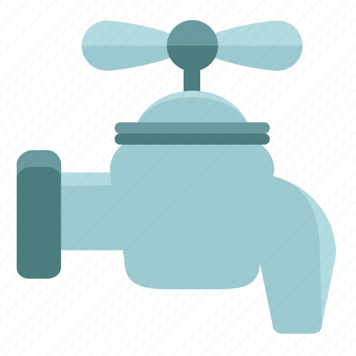 appliance, bathroom, home, sink, tap, water icon