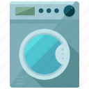 appliance, equipment, home, laundry, machine, washing icon