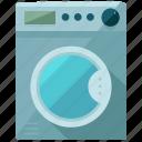 machine, washing, appliance, equipment, home, laundry