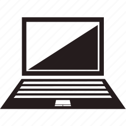 computer, laptop, monitor, notebook icon