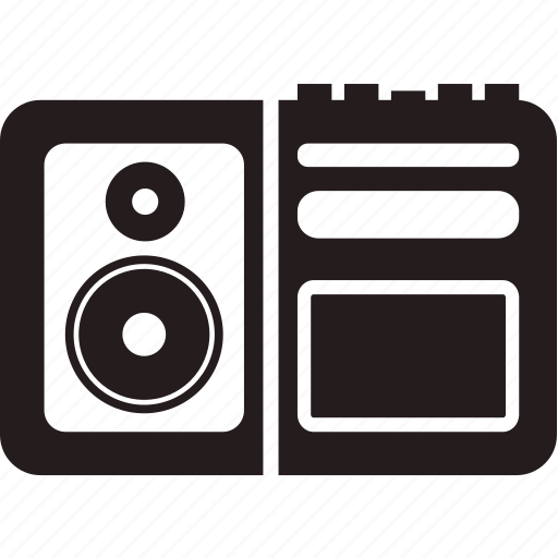 Recorder, media, sound, volume icon - Download on Iconfinder