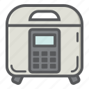 appliance, blaze, burner, cooker, household, kitchen, multicooker icon