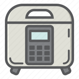 appliance, blaze, burner, cooker, household, kitchen, multicooker icon