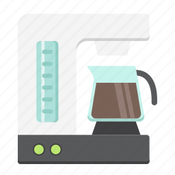 appliance, coffee, drink, electric, household, kitchen, maker icon