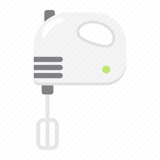 appliance, cooking, electric, hand, household, kitchen, mixer icon