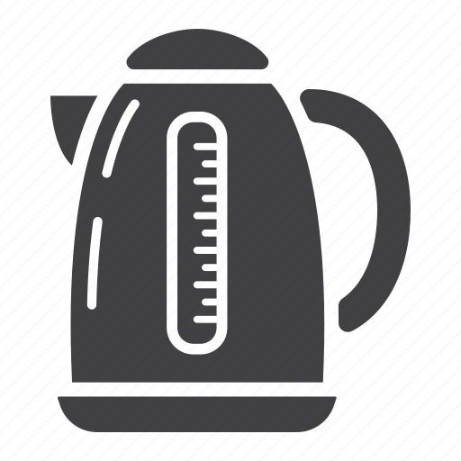 appliance, drink, electric, hot, household, kettle, kitchen icon