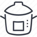 appliance, equipment, home appliances, multivariate, object, technology icon
