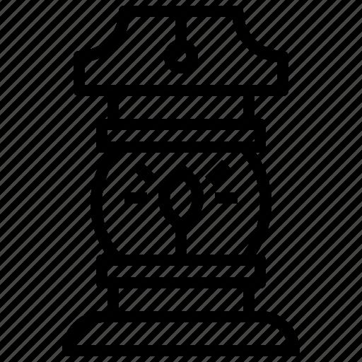 candle, lantern, lanterns, light, tools, utensils icon