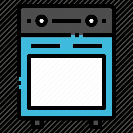 appliances, cook, gas, kitchen, stove icon