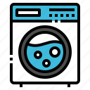 appliances, cleaner, home, machine, washing icon