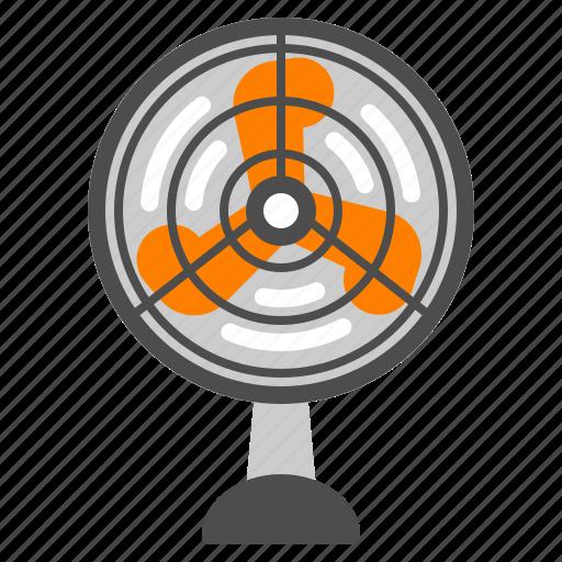 appliances, cooler, fan, home, wind icon