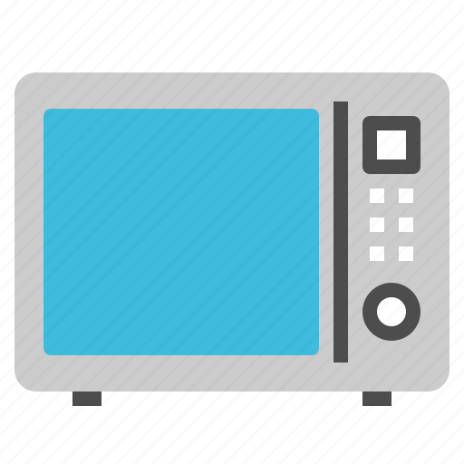 appliances, home, kitchen, microwave, oven icon