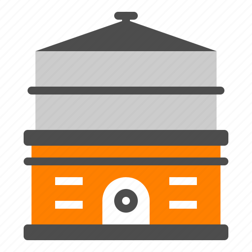 appliances, cook, kitchen, pot, steamer icon