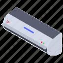 ac, air conditioner, air cooling, indoor ac, split ac icon