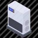 air clearing, air ioniser, air purification, air purifier, home appliance, ioniser icon