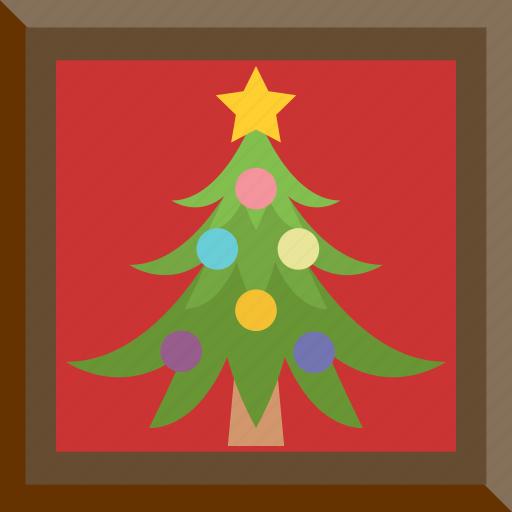christmas, decoration, new year, xmas icon