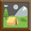 frame, outdoor, camping, tent