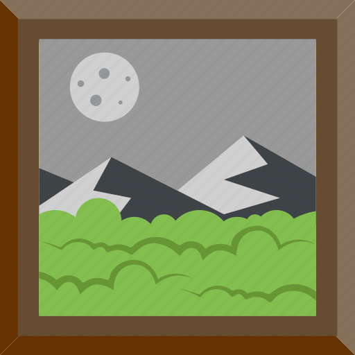 Landscape, mountain, mountains, nature, photography icon - Download on Iconfinder