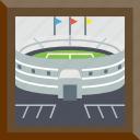 arena, olympics, sports, stadium, scene icon
