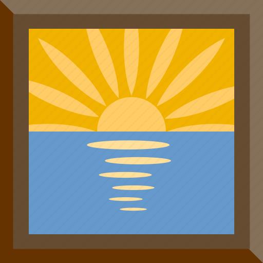 Morning, nature, sunrise, sunset icon - Download on Iconfinder