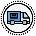 cargo, delivery, mover, truck, vehicle